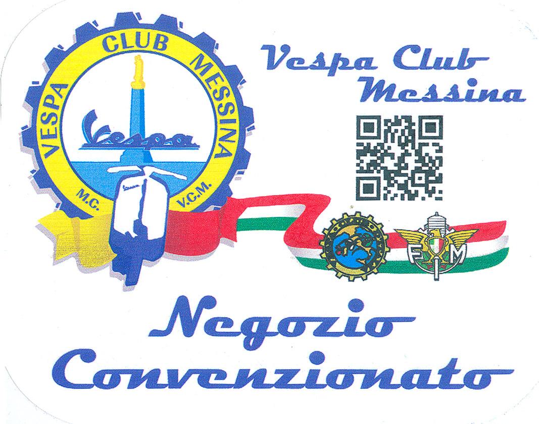 Negozi convenzionati vespa club messina for Negozi arredamento messina